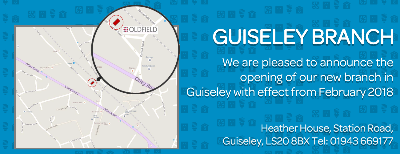 New Guiseley Branch